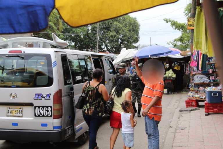 Ciudadano denuncia «exagerado» cobro de pasaje de la Ruta 1