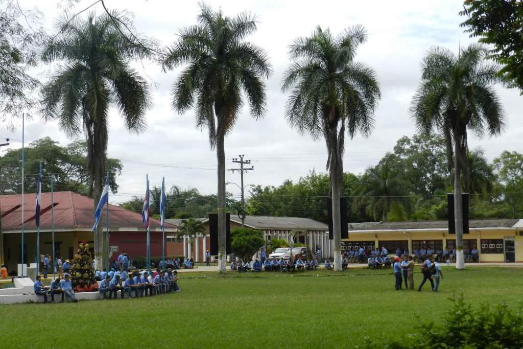 La universidad Nacional Agrícola