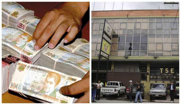 Alrededor de Lps. 123 millones pagará de deuda política el  TSE