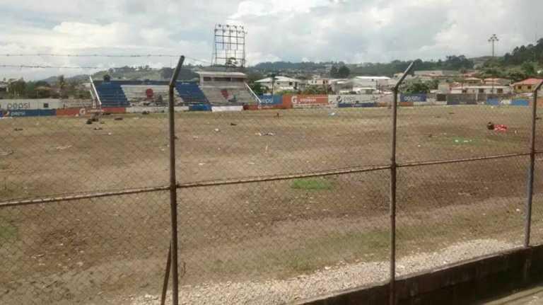 Estadio Sergio Reyes estará nuevamente habilitado en un mes