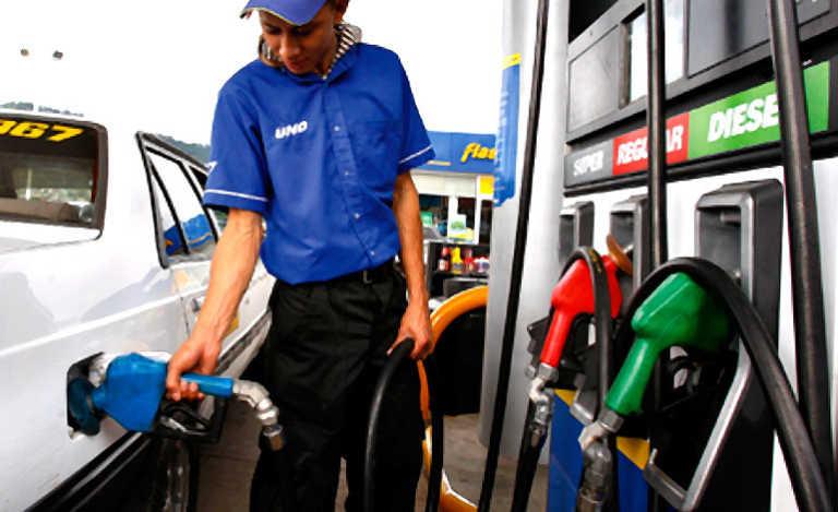 Honduras: Variación en precios de los combustibles a partir del lunes