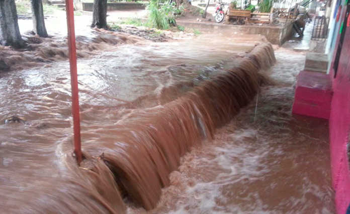 lluvias en Valle