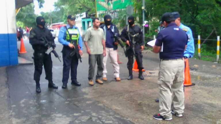 Capturan en Honduras a uno de los pandilleros más buscados en El Salvador