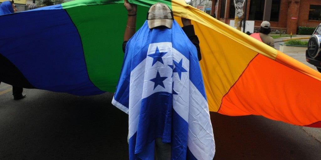 Resultado de imagen para megan comunidad LGTB en Honduras