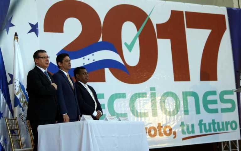 TSE: PINU-SD, FAPER y PAC presentarán planillas electorales hoy