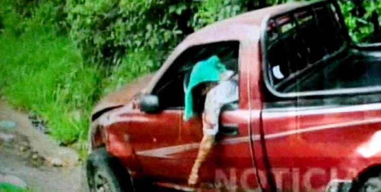 Tres muertos en dos accidentes en el occidente del país