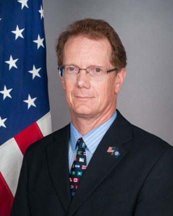 Embajador de los Estados Unidos dice adiós a Honduras