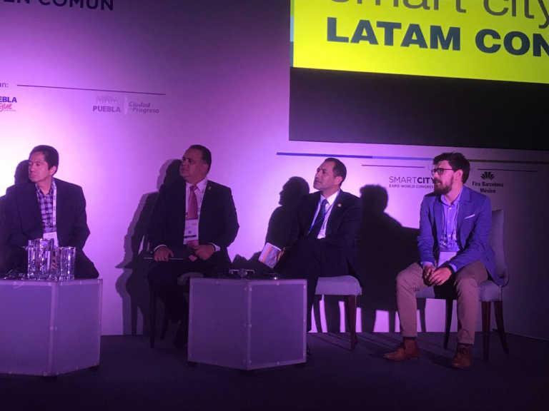 Presentan Plan de Desarrollo Urbano de SPS en conferencia de México