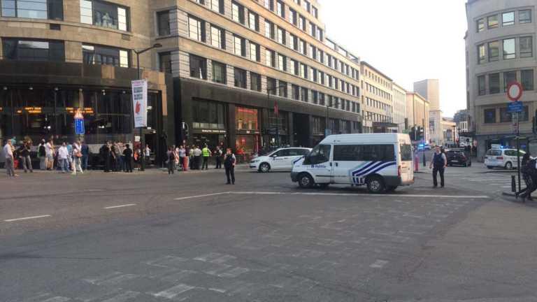 Ataque frustrado: Detienen hombre con cinturón suicida en Bruselas