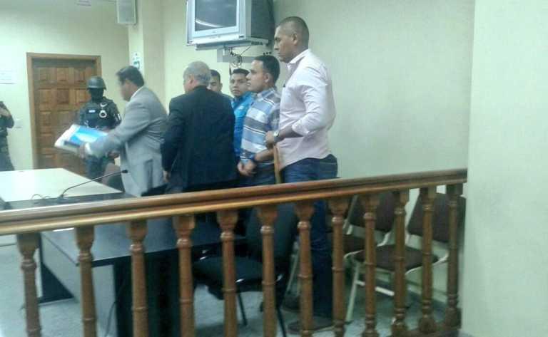 Continúa juicio contra militares por varios delitos en la capital