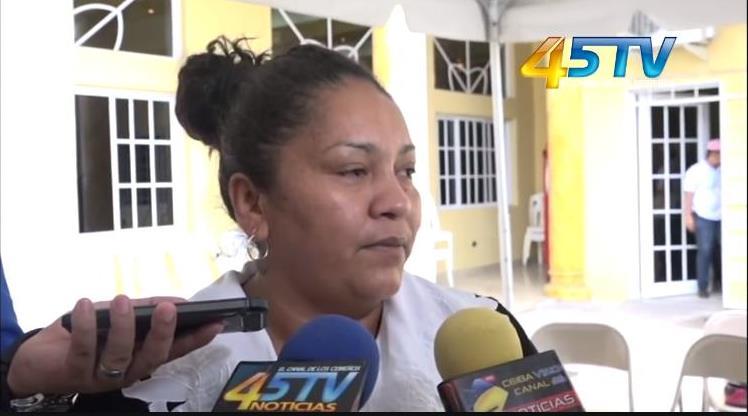 """Esposa de """"El Masa"""" descarta participación de Alcalde en el asesinato"""