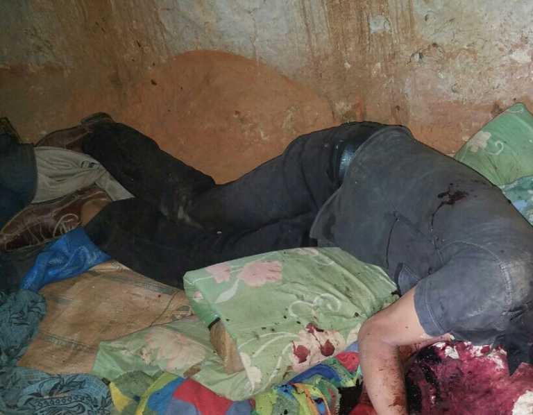 Grupo de hombres habrían decapitado a un ciudadano en Teupasenti
