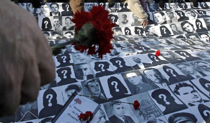 desaparecidos en Honduras