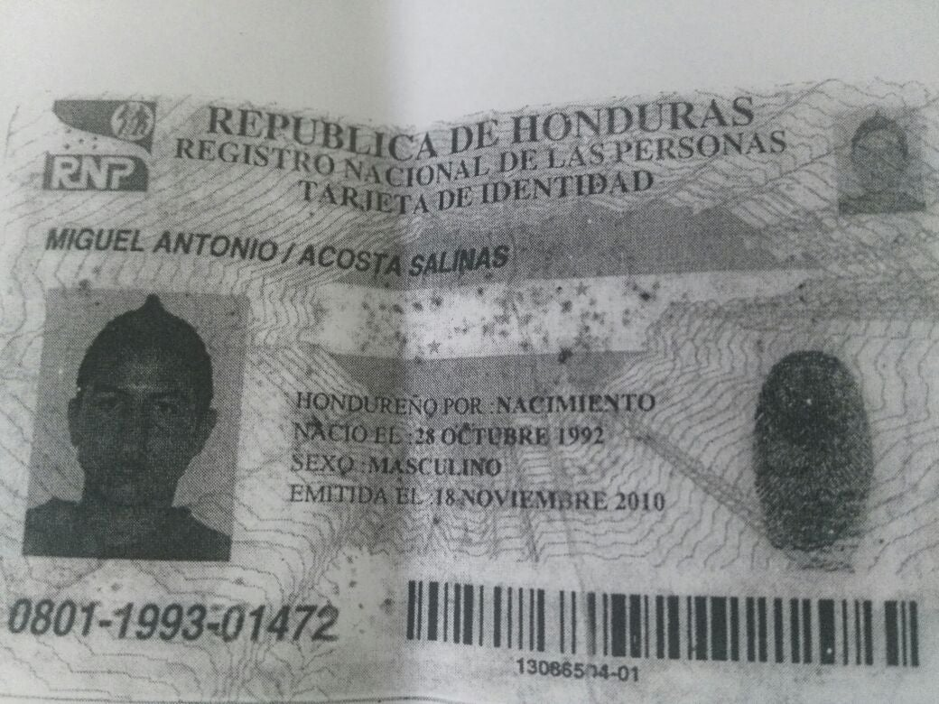 Identidad del motociclista fallecido en Tegucigalpa