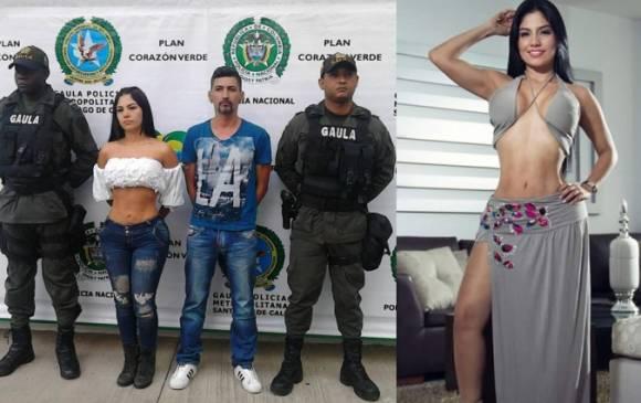 presentadora de TV detenida