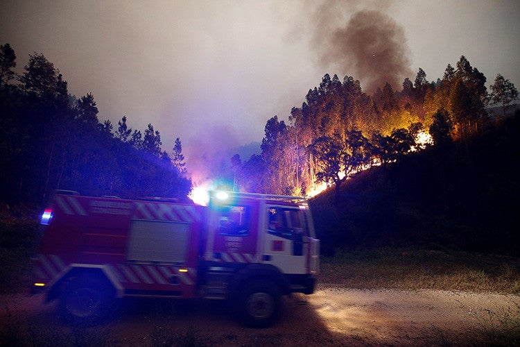 Portugal: 62 muertos en el incendio más mortífero de los últimos 50 años