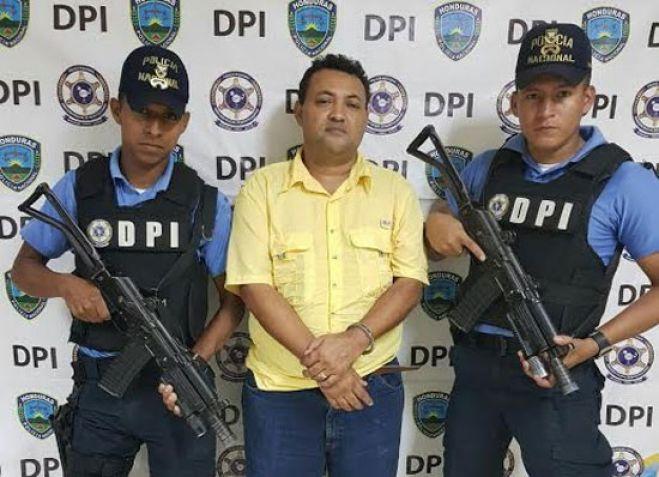 Miguelito Carrión fue enviado al Centro Penal de SPS
