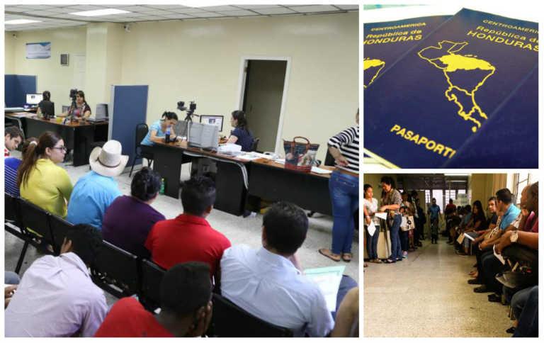 Jefe regional de Migración en SPS: «trámite de pasaporte es rápido» (2-3)