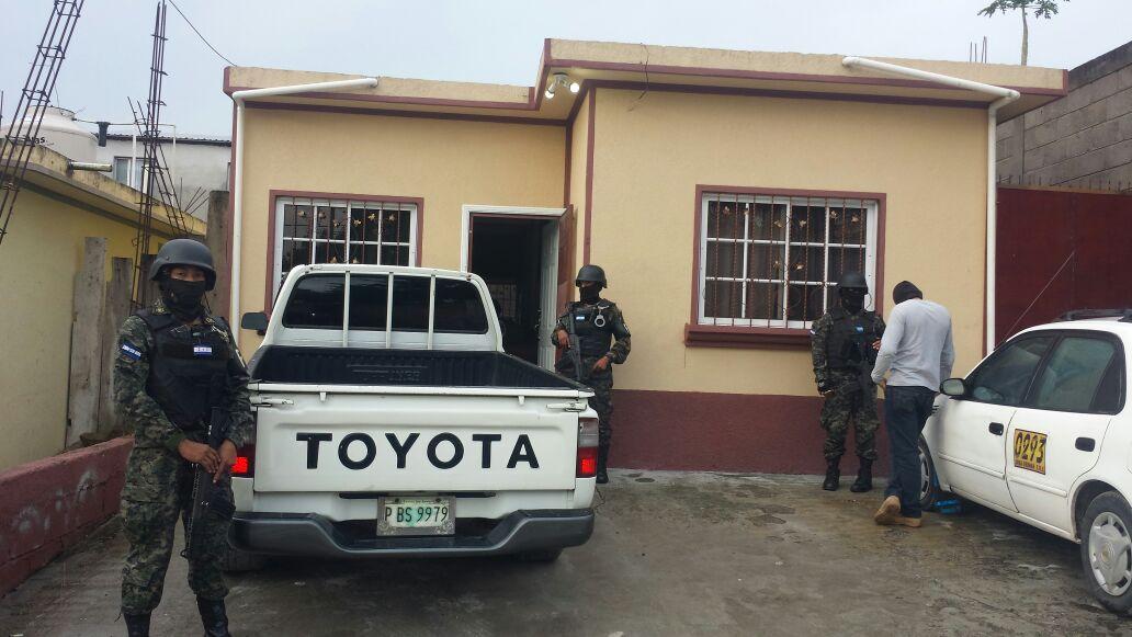 Operativos ejecutados en Santa Rosa de Copán