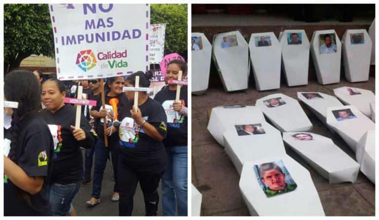 Impunidad en Honduras: «Se envía un mal mensaje a grupos organizados»