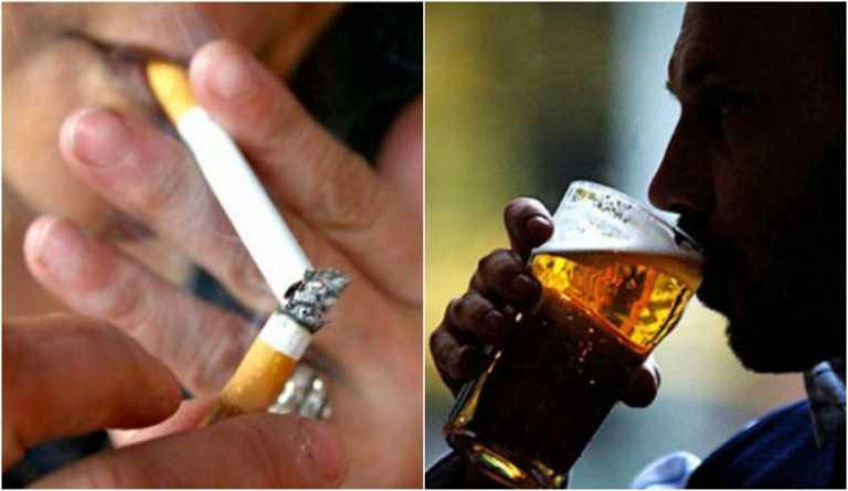 Alcohol y cigarros son las drogas que más consumen los hondureños