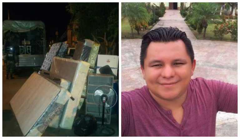 Familia de universitario asesinado abandona su casa en El Pedregal