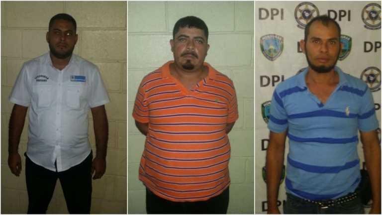Detienen a secuestradores que iban a asesinar a un hombre en Olancho