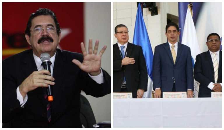 Honduras: Fuego cruzado entre líderes de la Alianza y TSE