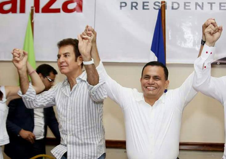 """""""Toñito"""" Rivera asegura que jamás ha recibido presión para renunciar a su candidatura"""