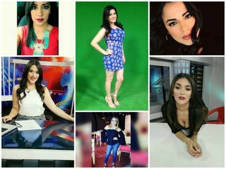 Galería: Seis de las «mamasotas» de la televisión hondureña