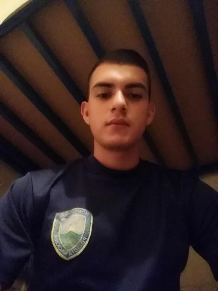 El ken policía hondureño