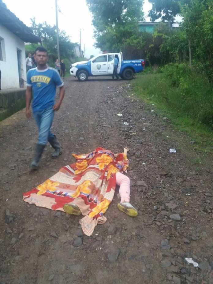 crimen de fémina en Tutule, La Paz