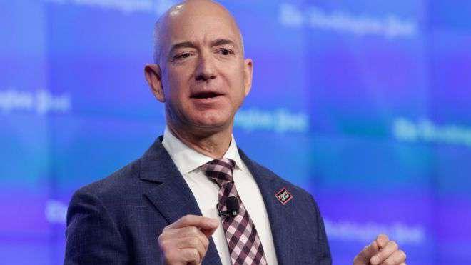 Forbes: El nuevo hombre más rico del mundo es Jeff Bezos