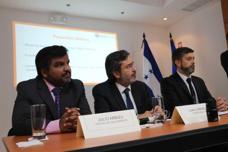 MACCIH investigará  contratos  y concesiones de Agua Zarca