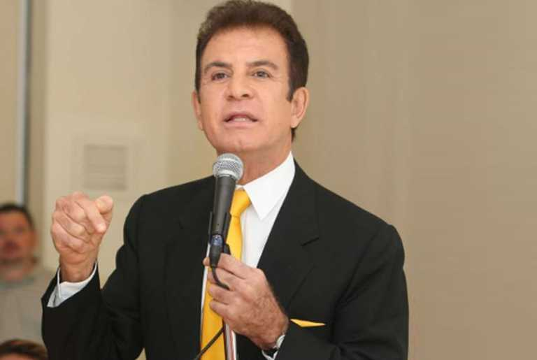 Salvador Nasralla anuncia que irá a las calles si no hay reformas electorales