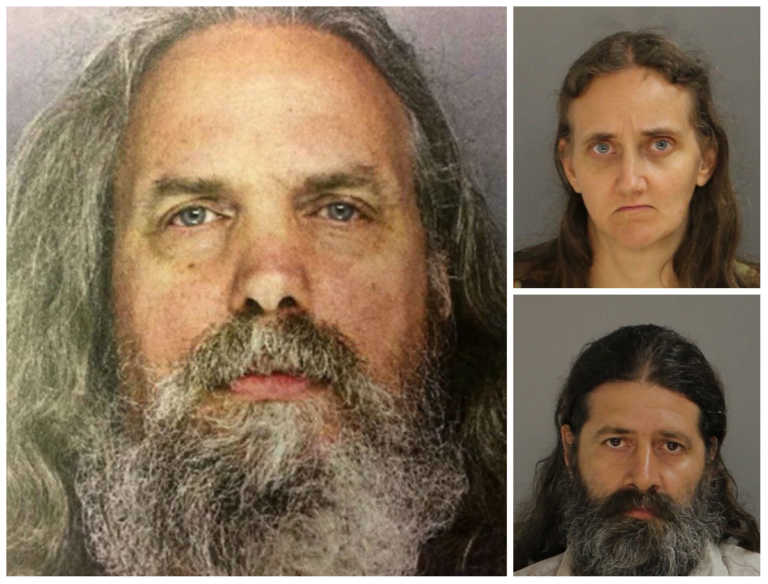 Condenan pareja que regaló sus seis hijas a 'profeta' pedófilo