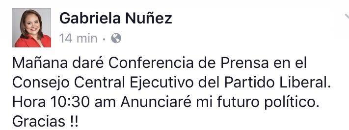 Gabriela Núñez