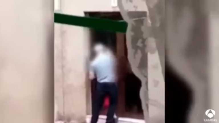 España: Graban pareja de ancianos teniendo sexo a plena luz del día