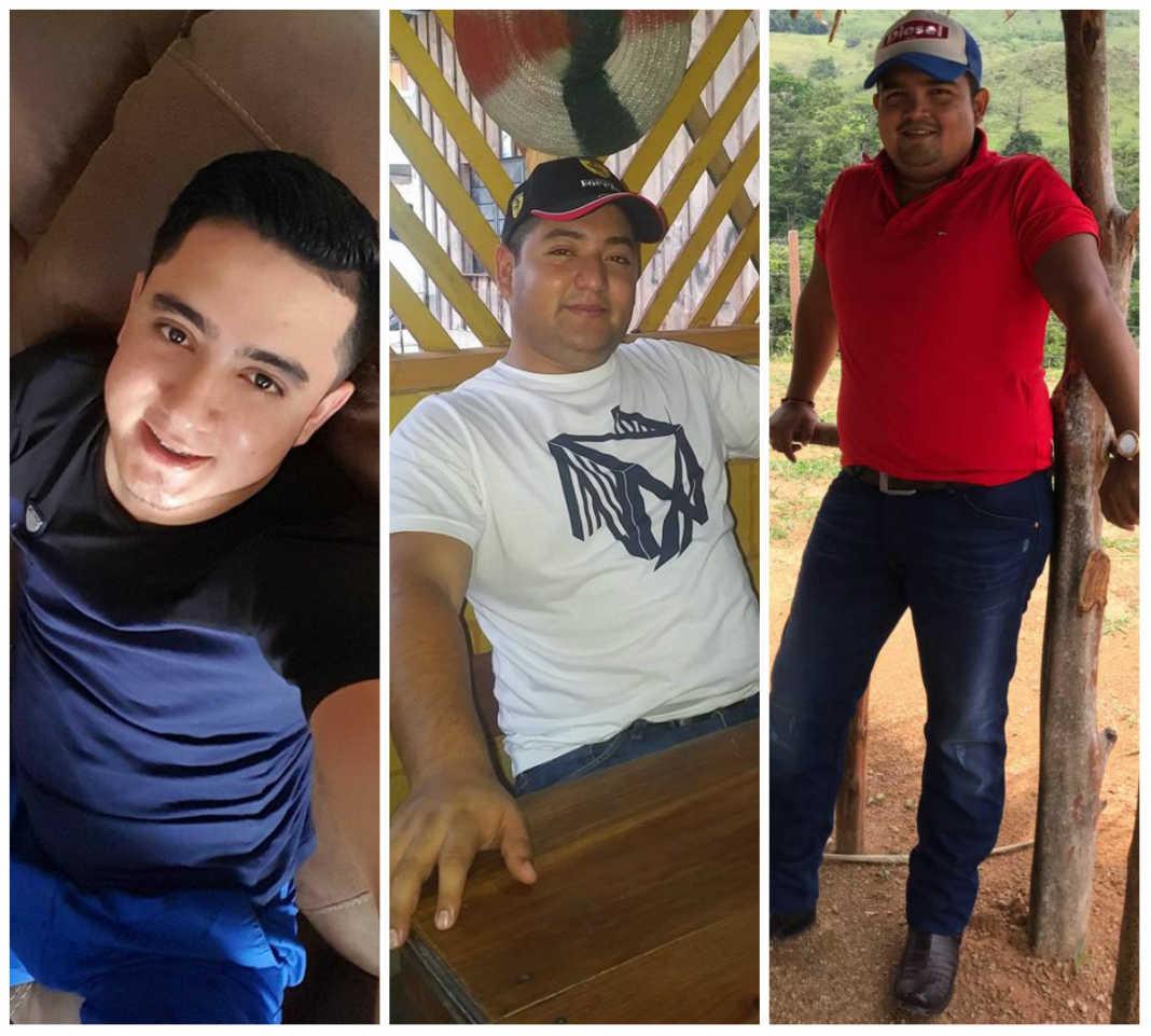 hondureños asesinados en Guatemala