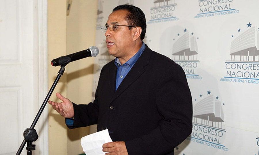 Dagoberto Rodríguez, presidnete del CPH