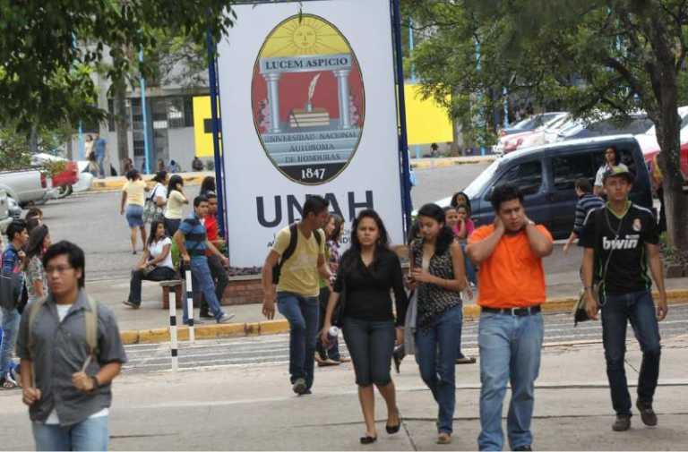 Clases normales en la UNAH este lunes a pesar de las tomas