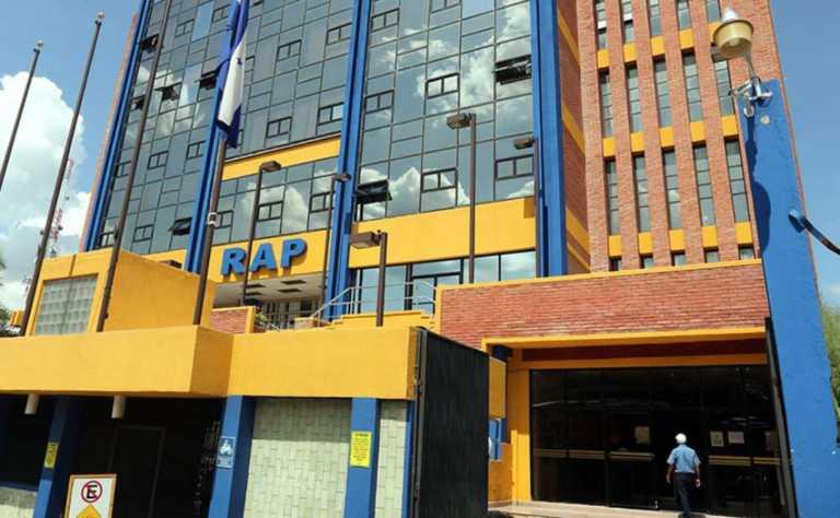 RAP desembolsará más 140 millones de lempiras para pagar excedentes en su segunda etapa