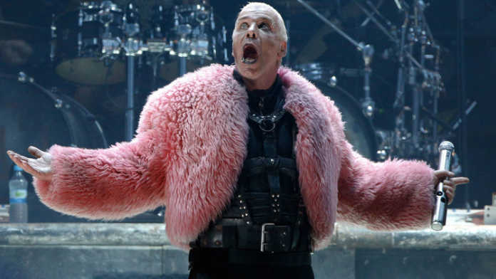 vocalista de Rammstein