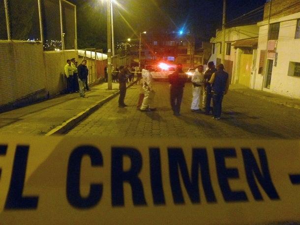 masacre en Comayagua