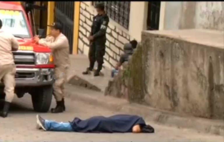 """""""La paga porque la paga"""", asesinan a joven de 18 años en el barrio Guanacaste"""
