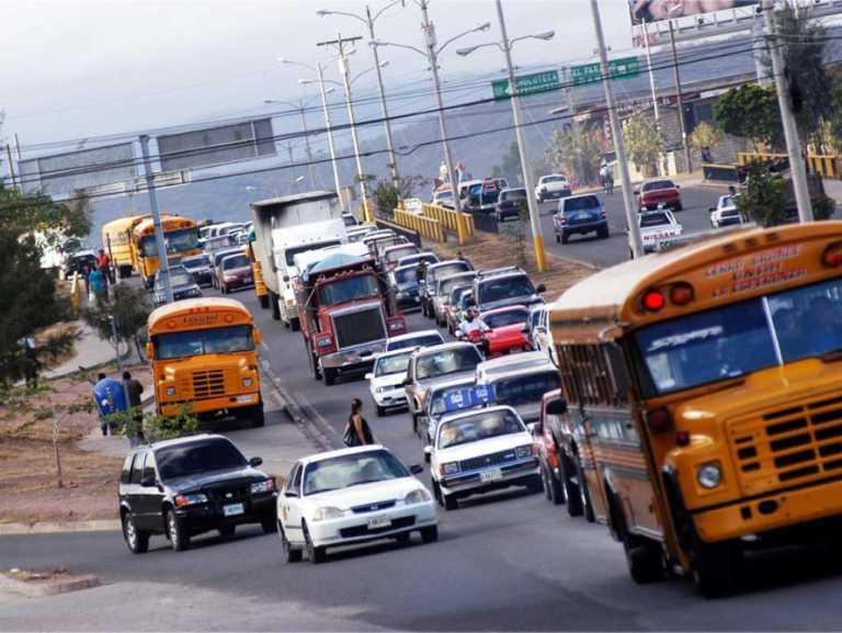 Amnistía vehicular aún no es publicada en La Gaceta