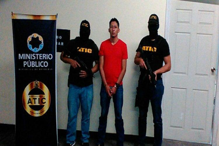 Capturan otro supuesto implicado en asesinato de indígenas en SPS