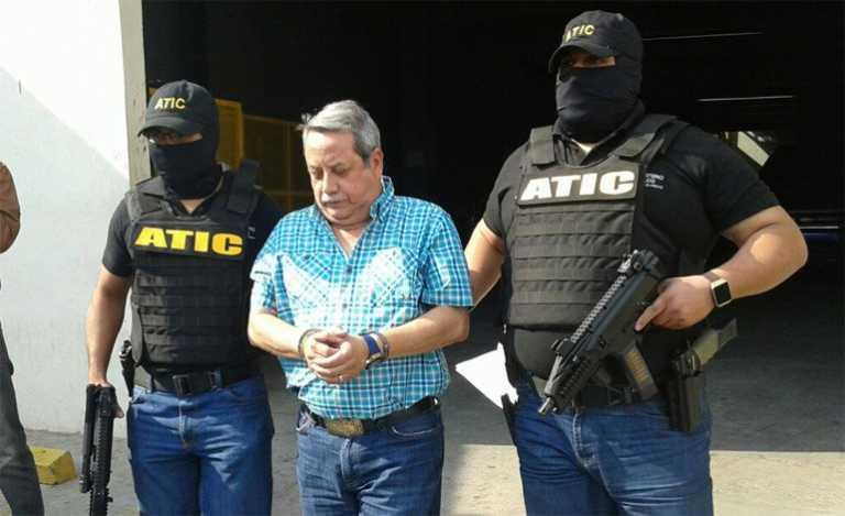 Mario Rojas a audiencia de proposición de pruebas por lavado de activos