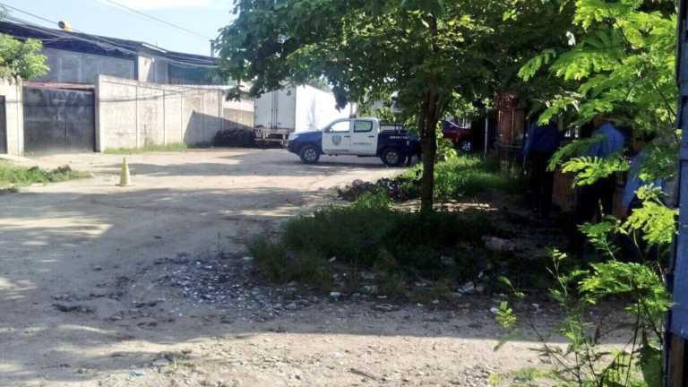 Matan a pedradas a un hombre en Colonia Aurora de SPS