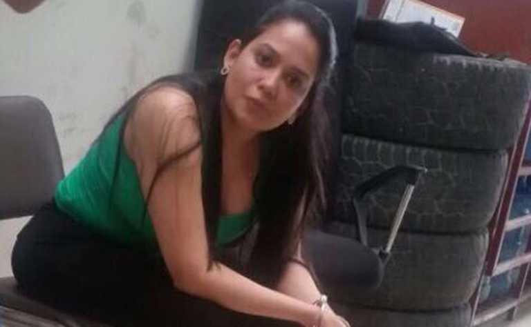 Capturan en La Ceiba a Paola Duarte, supuesta pareja de Wilter Blanco